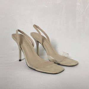 Sling Back Sandal heels